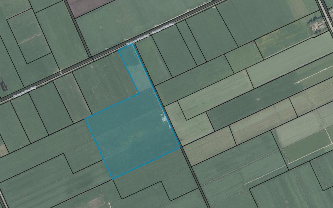 Te koop landbouwgrond in Mastenbroek